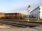 BNSF 7834