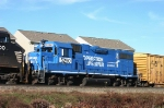 Ex-Conrail GP38-2 in 19G's Power Consist