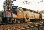 NH 6695(GP40-2H) ex B&O 4003 (GP40)