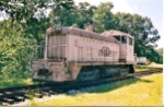 Pfizer SW8 ex Wabash Railway 130, Norfolk & Western 3130, Southern Railway 3730