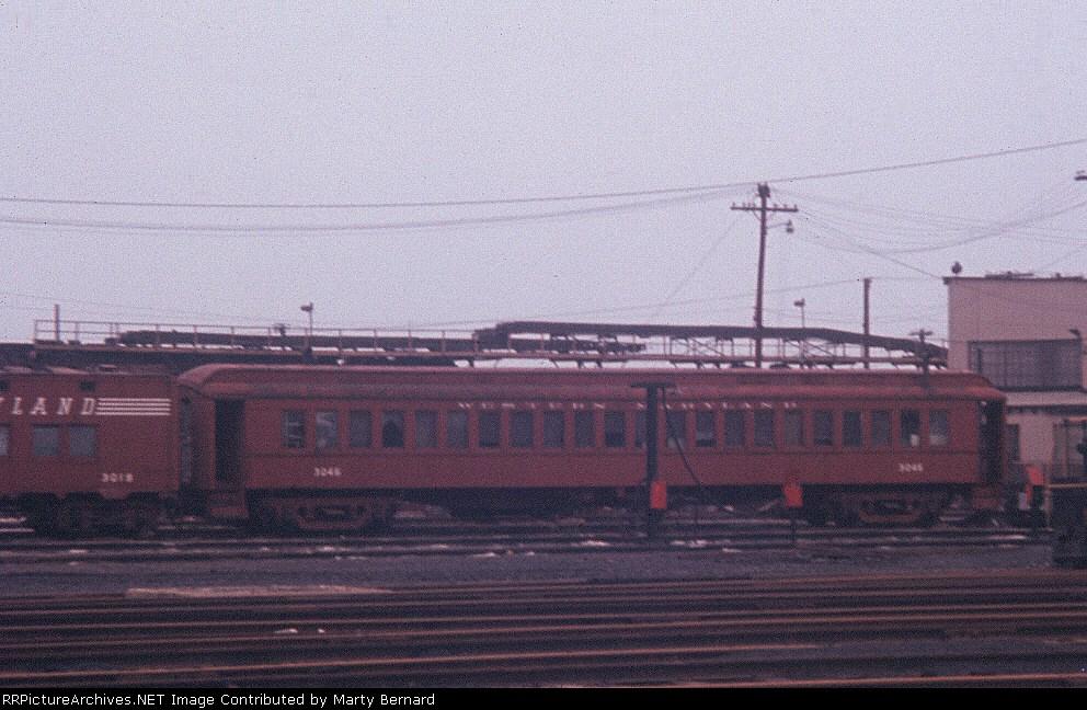 WM 3046 at Port Covington