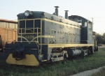 C&O 5208 Preserved at the Muskegeon RR Historical Society