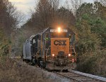 CSX Road Slug 2327 and Mother 6916