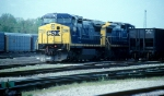 CSX 7682 and 7698