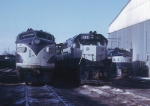 RFP 1203, 125, and 1008 in 1969 at Bryan Park Shops