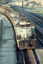 RF&P 147 in 1970