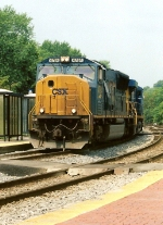 CSX 4784 (SD70MAC)