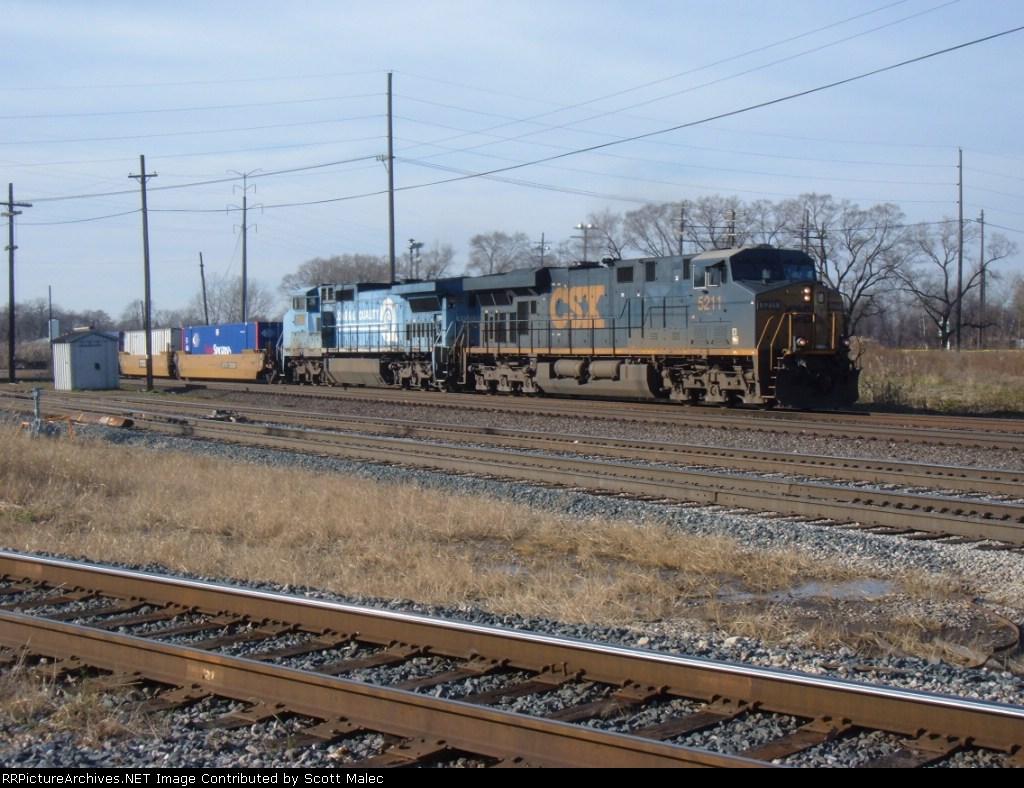 CSX 5211 & 7380