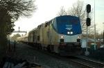 Amtrak 80 at North Kannapolis