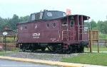 PRR caboose 477869