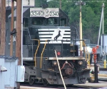 NS 3340, up close and personal