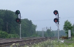 Signals on the NS Pittsburg mainline