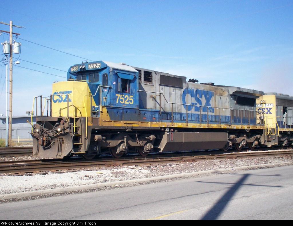 CSX 7525