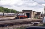 Metro-North Geep at the yard