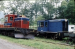 Two Catskill Mtn locomotives
