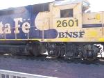 BNSF 2601