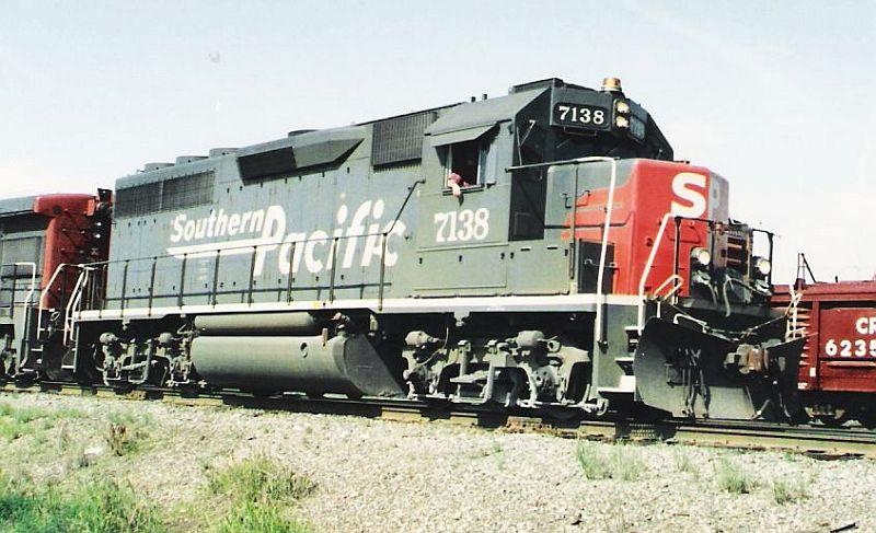 SP GP 40M-2 7138