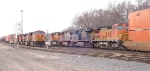 BNSF Stacks meet
