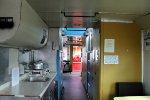 Inside a CN caboose