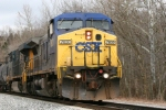 CSX 7830 has a tank train well in hand