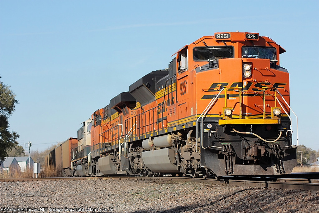 BNSF 9251 South