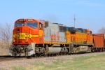 BNSF 8218 west