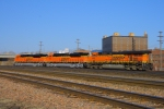 New BNSF power