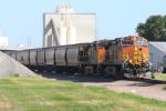 BNSF 4327 north