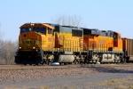 BNSF 9842 west