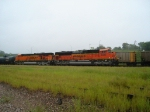 BNSF 9380. New power