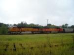 BNSF 9924 & 8966
