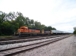 BNSF 6720. SD40-2's on an Intermodel