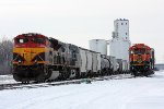 BNSF/KCS power