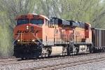 BNSF 6091 west
