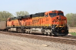 BNSF 5758 west