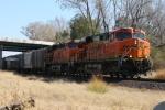 BNSF 6176 west