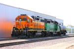 BNSF 2240 & BNSF 2911