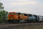 BNSF 8175 North