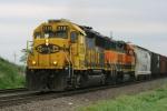 BNSF 3181 west
