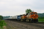 BNSF 7548 west