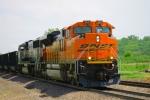 BNSF 9341 west