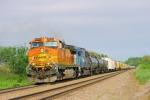 BNSF 4747 west