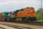 BNSF 5806 west