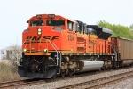 BNSF 9304 west