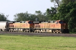 BNSF 4638 north