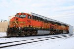 BNSF light power