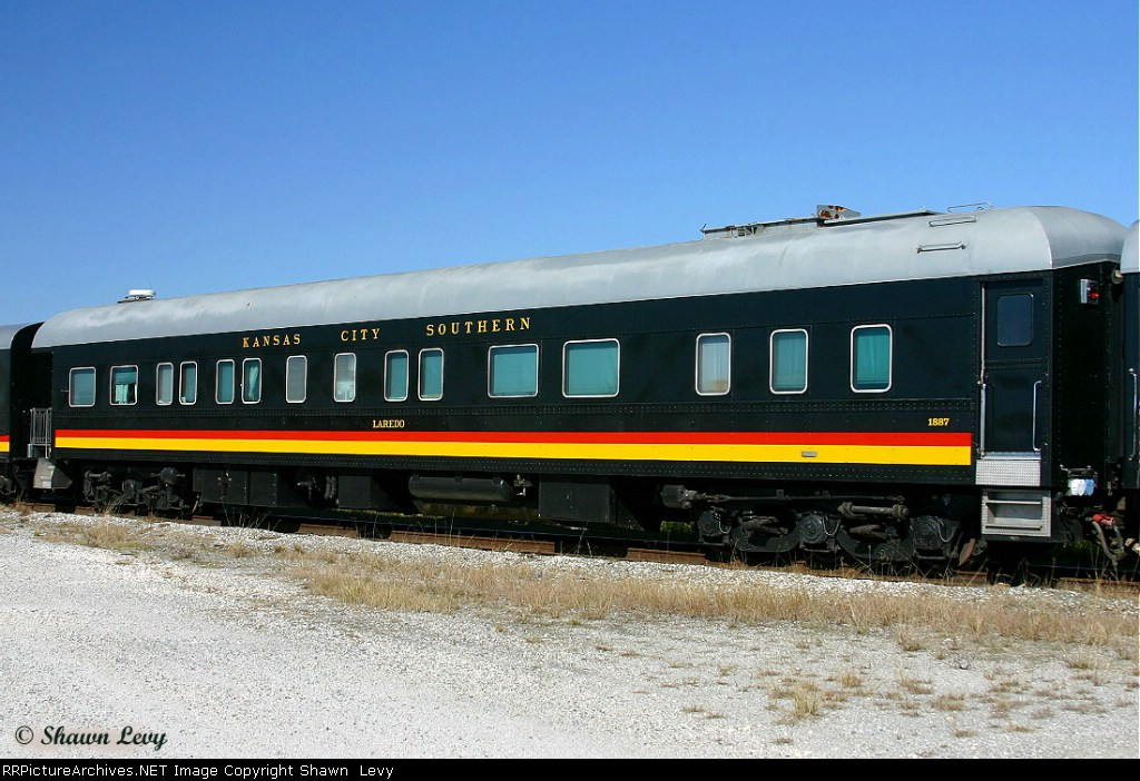 KCS Observation/Sleeping Car LARADO #1887