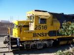 BNSF 2516