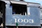 SOO 1003 cab closeup