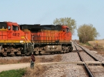 BNSF 4002